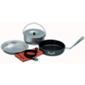 Trangia Campingset 124 Alu Aluminium with Non-Stick Pan